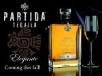 Partida Elegante Extra Anejo Tequila