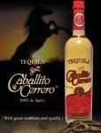 Caballito Cerrero Tequila Reposado