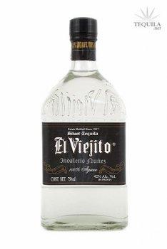 El Viejito Tequila Silver