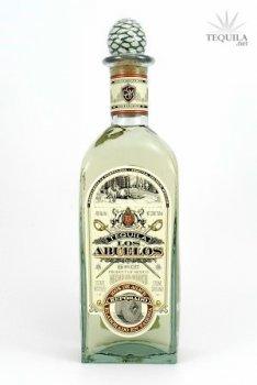 Los Abuelos Tequila Reposado