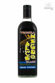 Alce Negro Tequila Joven Black