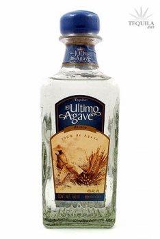 El Ultimo Agave Tequila Blanco