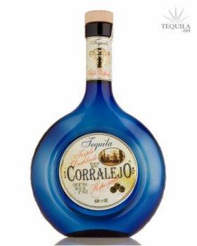 Corralejo Tequila Reposado Triple Distilled