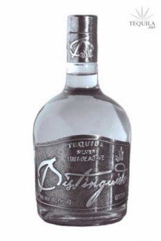 Distinguido Tequila Silver