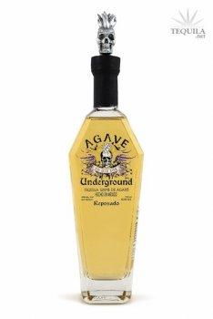 Agave Underground Tequila Reposado