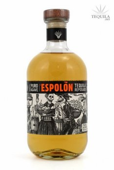El Espolon Tequila Reposado