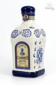 Don Camilo Tequila Reposado