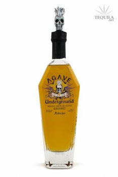 Agave Underground Tequila Anejo