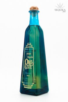 Oro Azul Tequila Reposado