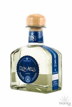 Tequila Don Azul 108 Blanco