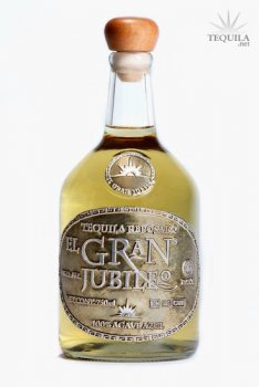 El Gran Jubileo Tequila Reposado