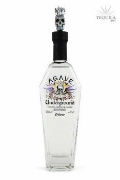 Agave Underground Tequila Silver