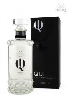 Qui Tequila Platinum Extra Anejo