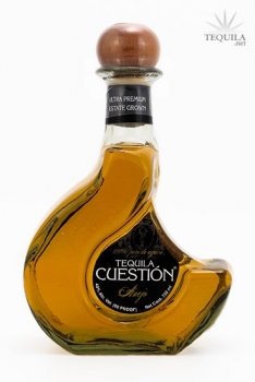 Cuestion Tequila Anejo