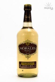 La Cava de Los Morales Tequila Gold
