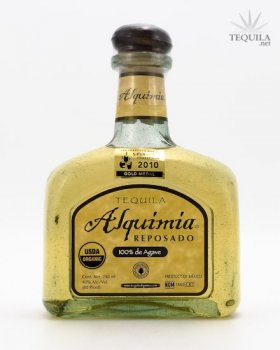 Alquimia Tequila Reposado