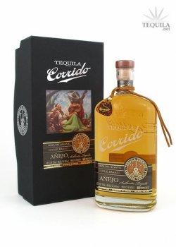 Corrido Tequila Anejo