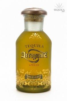 Arrogante Tequila Anejo