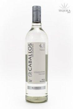 3 Caballos Tequila Blanco
