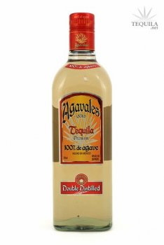Agavales Tequila Gold