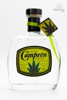Campeon Tequila Silver
