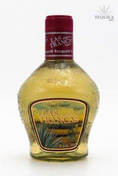 Las Nuevas Trancas Tequila Reposado