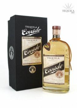 Corrido Tequila Reposado