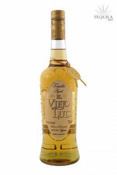 El Viejo Luis Tequila Reposado